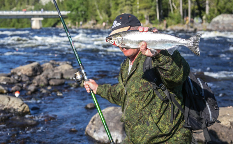 New rules for recreational fishing